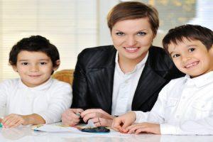Madres Solteras que Forman Líderes