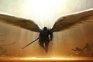 El Angel Del Señor Acampa Alrededor De Mi.