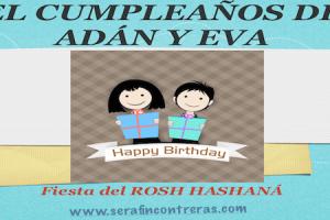 El Cumpleaños De Adán Y Eva
